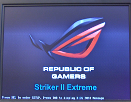 Techware Labs - Reviews - ASUS Striker II Extreme Motherboard
