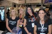 CES 2012 TechwareLabs Booth Babes