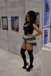 CES 2012 Booth Babes Day 3