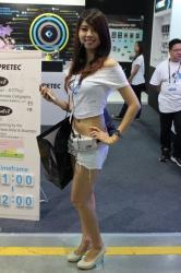 Computex 2012 Booth Babes Gallery 1 - TechwareLabs