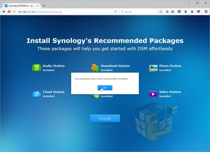 TechwareLabs Synology DS416j NAS - TechwareLabs